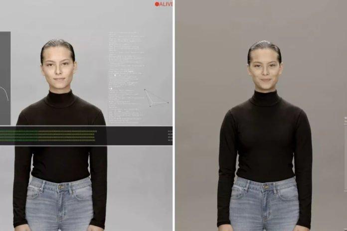 Neon - Uomo artificiale di Samsung